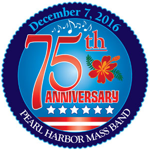 75th Anniversary Pearl Harbor Mass Band