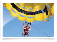 Hawaii Parasailing Adventure